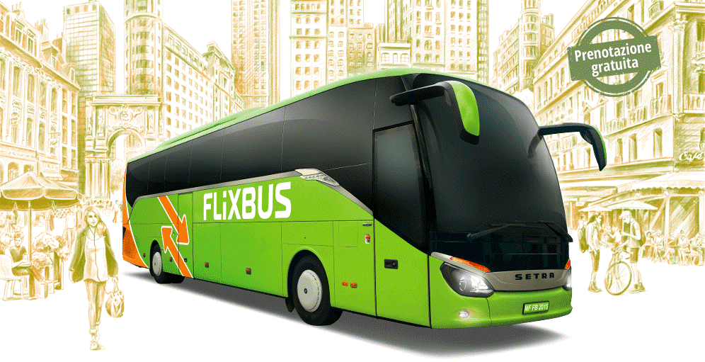Viaggia con Flixbus