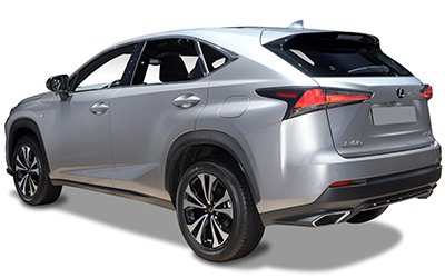 Lexus NX Hybrid F Sport